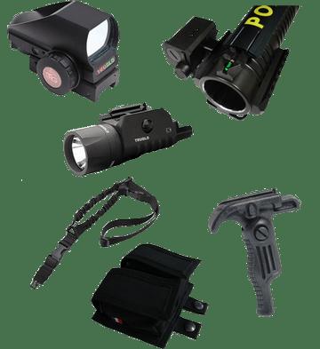 Accessoires Kann44 CLR ®