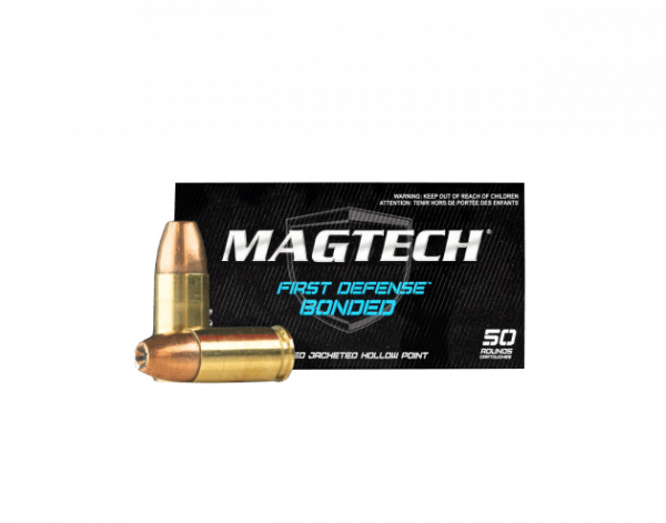 munitions de service calibre 9mm