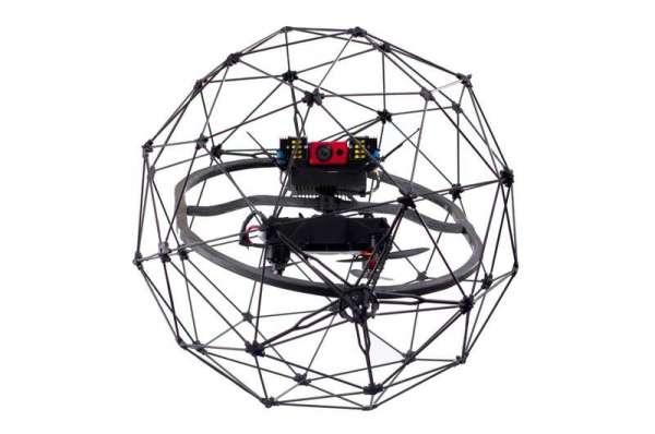Elios - drone Intérieur