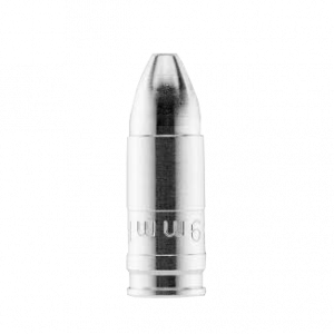 Douilles amortisseurs aluminium pour 9mm - sachet de 10.