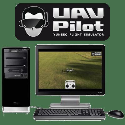 UAV Pilot simulateur