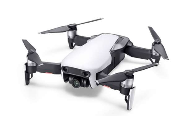 dji mavic air blanc