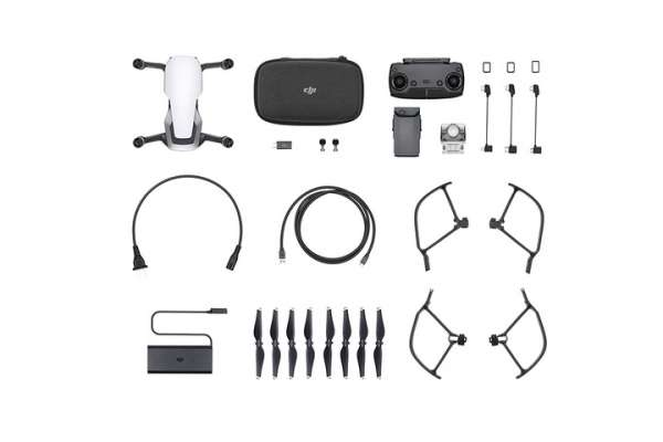 dji mavic air contenue