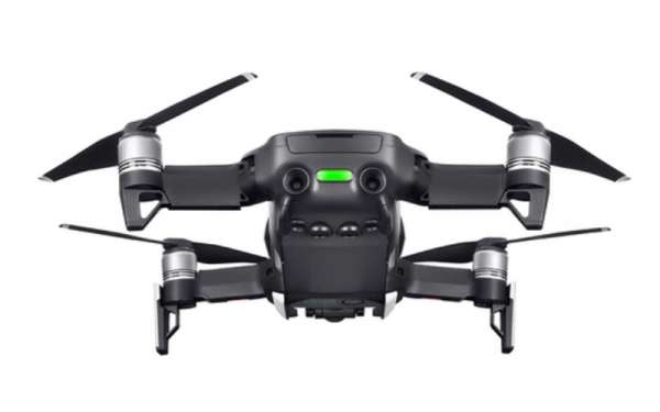 dji mavic air arriere