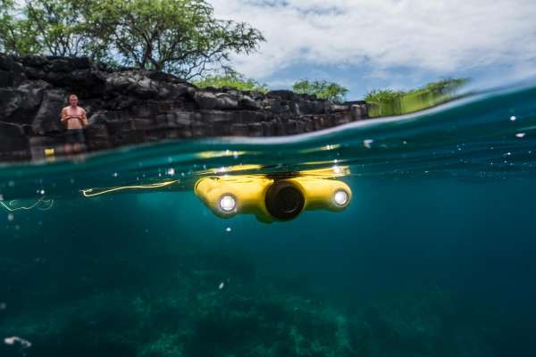 Gladius drone sous-marin