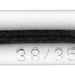 Douilles amortisseurs aluminium pour 38SP/357 - sachet de 10.