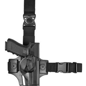 Holster 2 Fast Extreme droitier pour Glock 17/19.