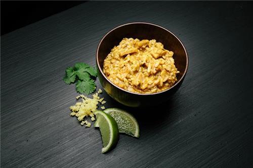 poulet tikka masala et son riz