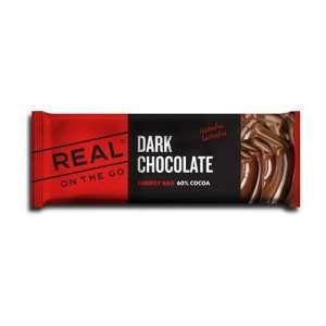 Energy Bar - Chocolat Noir 60% Cacao - 50 g
