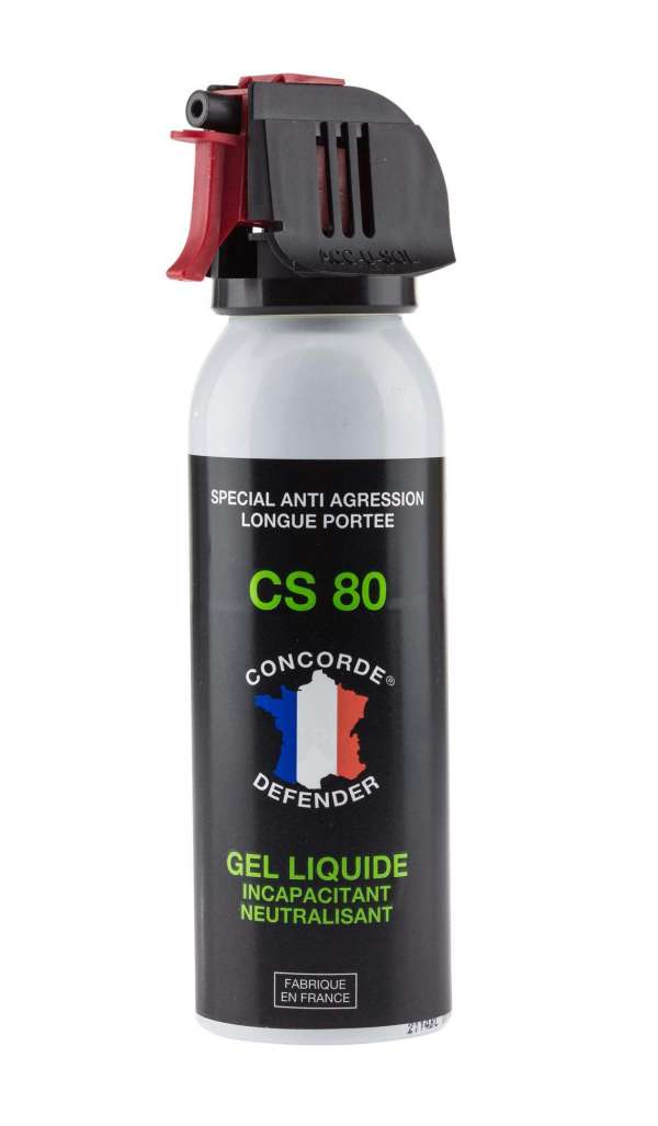 Aérosol GEL CS 80 - 100ml.