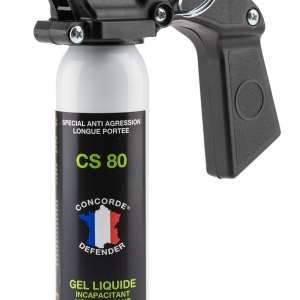 Aérosol GEL CS80 + poignée 100ml