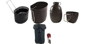 Kit cuisine « Crusader Cooker MK2 », Multicam