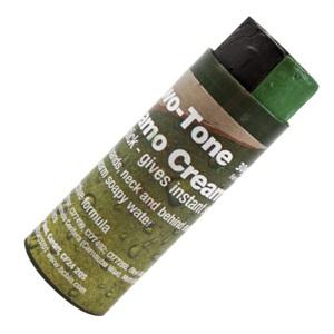 Tubes de camouflage 30g, vert. Pack de 28.