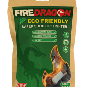 "Nouveau conditionnement Fire Dragon Solide en ""Poche"" – 6 BLOCS."
