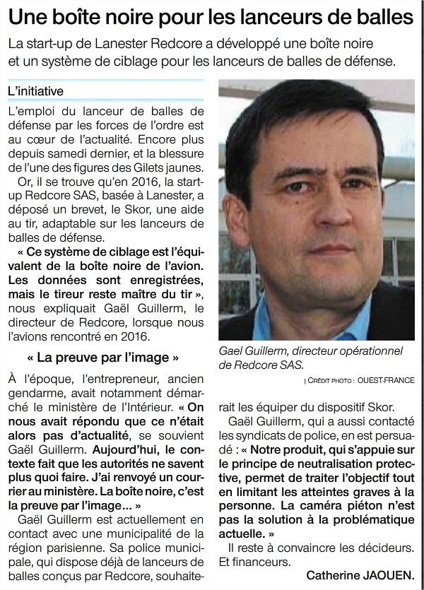 article ouest france Skorarticle ouest france Skor