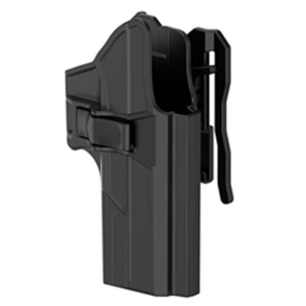 Glock17 holster with MOLLE