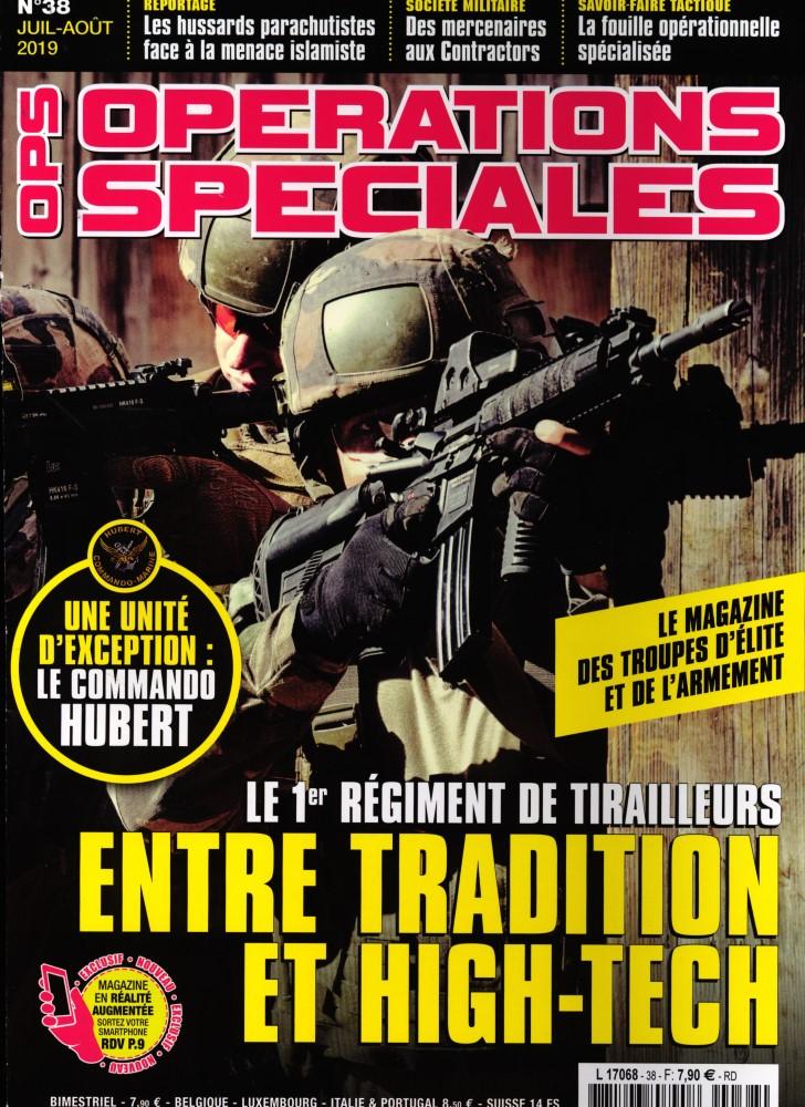 Magazine OPS Juillet - Août 2019