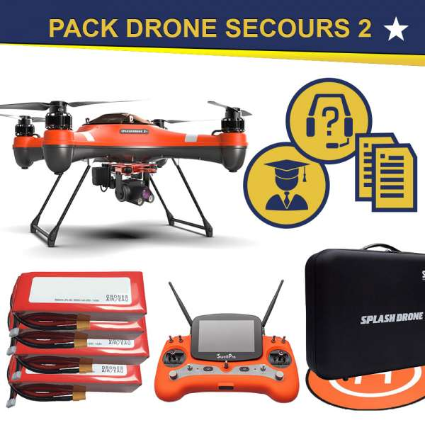 pack drone secours 2