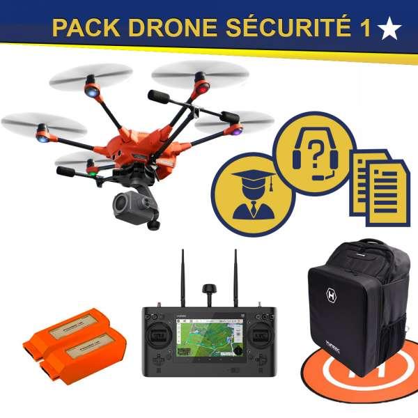 Pack drone sécurite 1