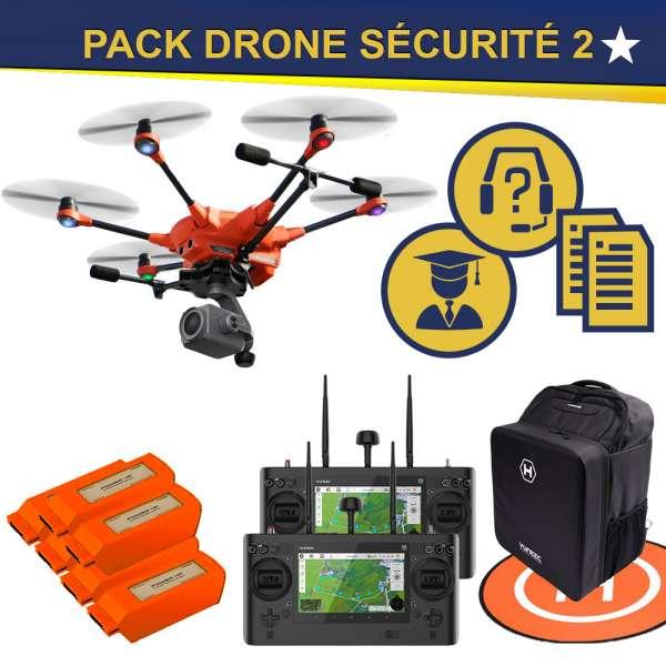 Pack drone sécurite 2