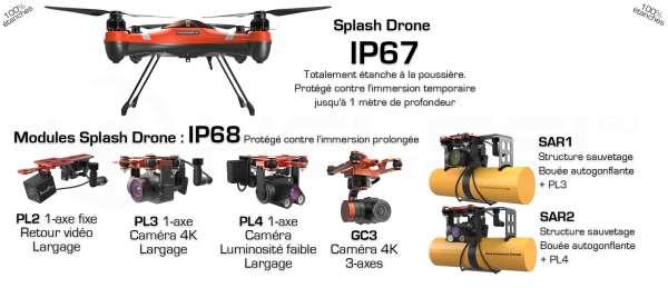 sd3 - les accessoires disponiblesaccessoires
