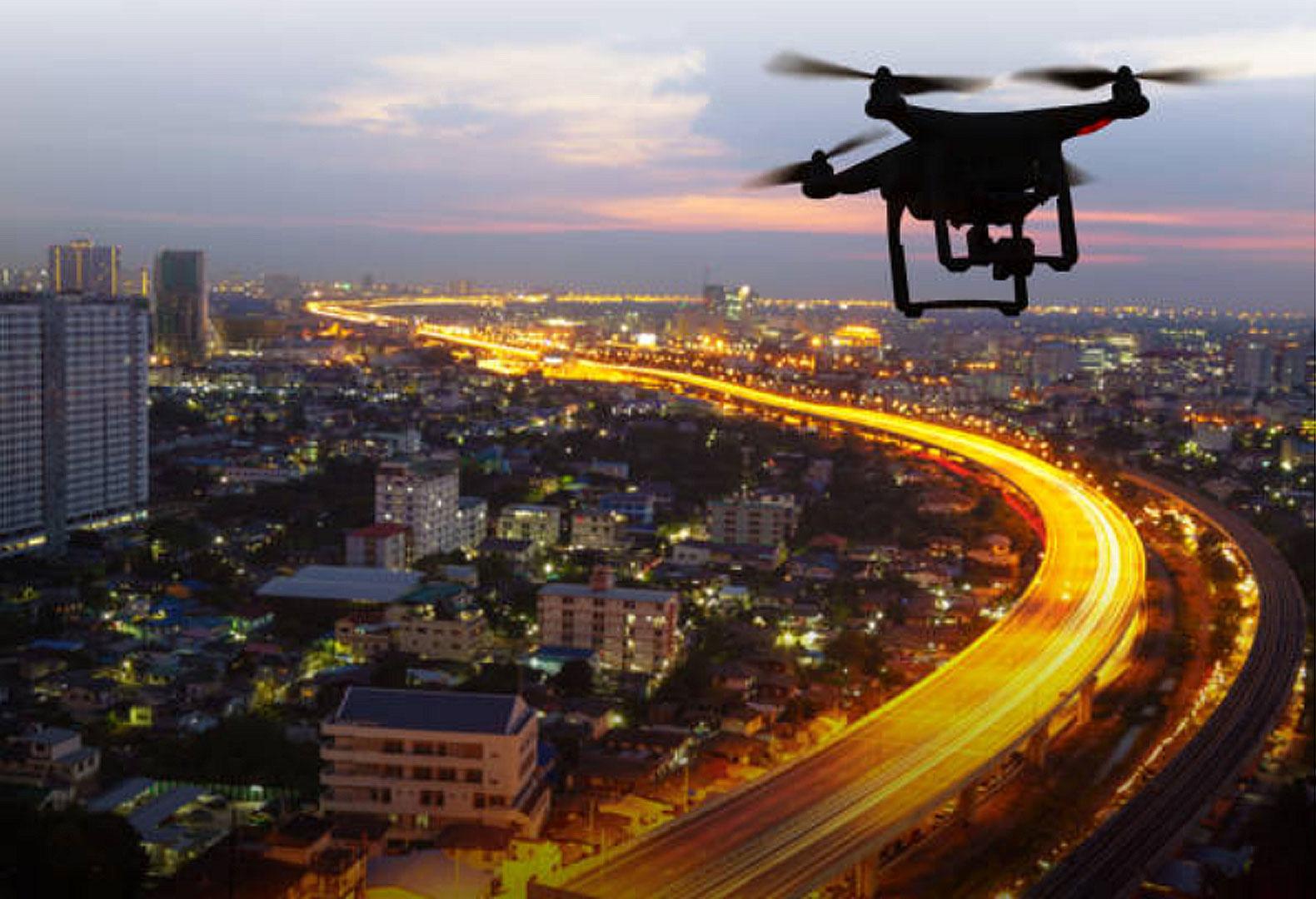 les drones dji inquiete le ministère de l'intérieur
